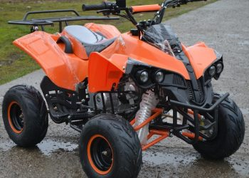 ATV Mundo WARRIOR 125cc Casca Bonus