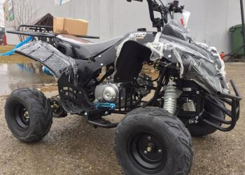 ATV Safari Raptor 125cc New Model