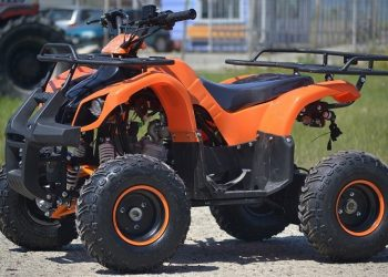 ATV Desperado Warrior 125cc Casca Bonus