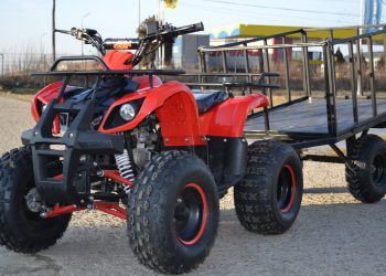 ATV Nitro Toronto 125cc Import Germania