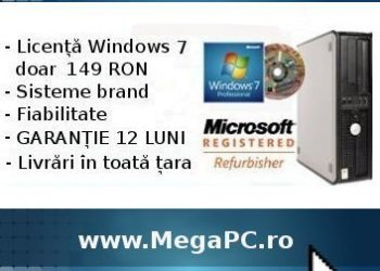 Licenta Windows 149 RON