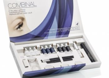 PERMANENT GENE CU SILICON COMBINAL EYELASH LIFTING KIT 60 APLICATI