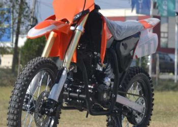 Motocicleta Dirtbike Nitro Hurricane 250cc , Import Germania