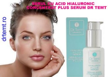 SER CU ACID HIALURONIC CONCENTRAT PLUS SERUM DR. TEMT