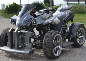 ATV Nitro Quad 250cc Hurricane Import Gemania