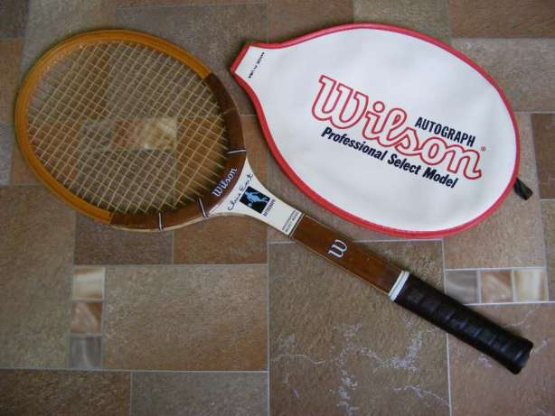 WILSON Chris Evert Autograph,Professional Select Model-Racheta tenis