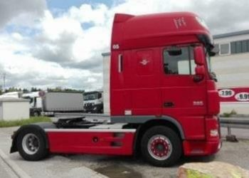 Camion DAF, cap tractor 2010