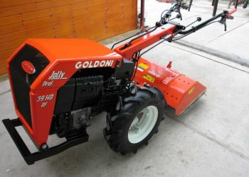 Motocultor goldoni jolly profesional 59 hd df