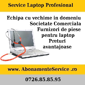 Service Laptop profesional Sector 6
