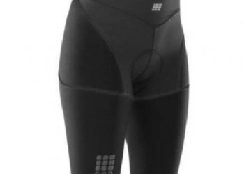 CEP Pantaloni scurti ciclism W, marime II (S), Dynamic+ Cycle Shorts