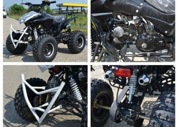 ATV 125cc NITRO JUMPER, Nou cu Casca Bonus, Import Germania