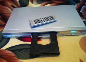 DVD player MASTEC 50812 / HTDVD 132