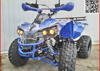 ATV BEMI 125cc NITRO Warrior Semiautomatik, Import Germania