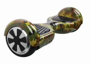 HoverBoard Military S6.5inch Segway New 2018