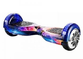 HoverBoard Galaxy S6.5inch Segway New 2018