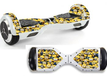 HoverBoard Minion S6.5inch Segway New 2018