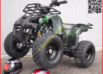 ATV model 2018 BEMI HUMMER 125 GRIZLY automatic 2018
