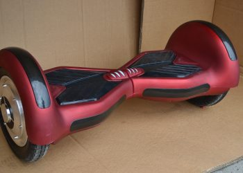 Hoverboard BIOSTAR S10inch Red-Matt AutoBalance New