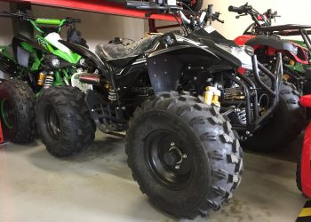 """Atv Difter Rg8""""Grizzly/125cmc"""