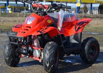 Atv Nou BiggFoot Model Nitro 125cmc
