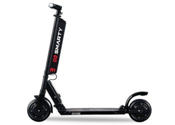 350W 36V Eco Scooter Smarty R1 8 inch New 2018