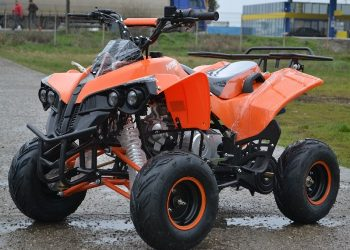 Atv Rs Nitro Kxd Warrior (125cmc)Casca Cadou