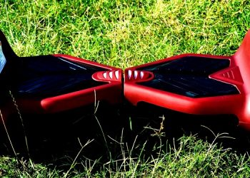 Hoverboard ARISTON S10inch Red-Matt AutoBalance New 2018