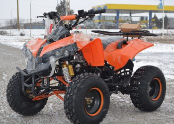 ATV BUEL 125cc ReneGade Quad, Import Gemania