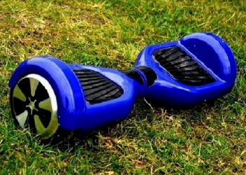 HoverBoard Blue S6.5inch Segway New 2018