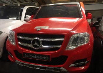 Masina electrica Mercedes GLK300 New 2018