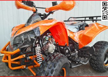 ATV noi RENEGADE 125 SemiAutomatic