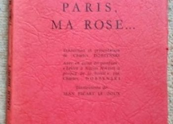 Paris, ma rose…, Nazim Hikmet, 1961