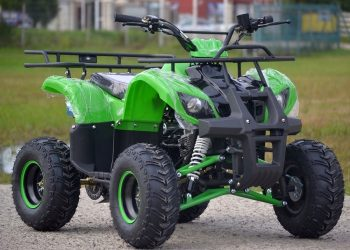 Atv Nitro-Germany Model Hummer/125Cc