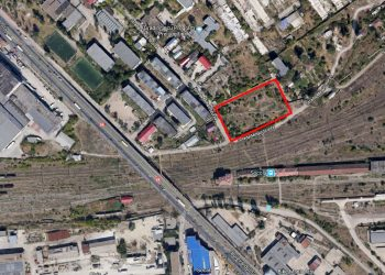 Teren 3580mp, destinatie industriala, zona Bularga