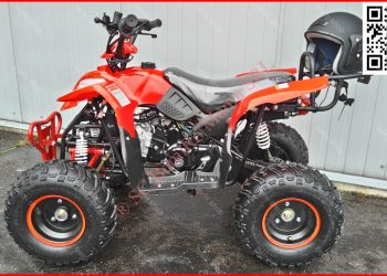 ATV BEMI 125 Mad Max 7 automatic cu revers