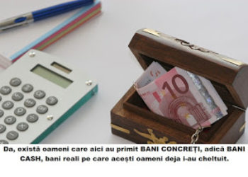 Nou si convenabil: Bani la calculator