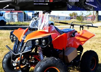 ATV 125cc NITRO Warrior Semiautomatik NEW 2018 !!!!!