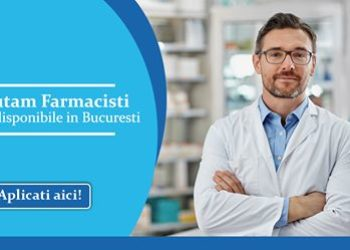 Recrutam Farmacisti in Romania