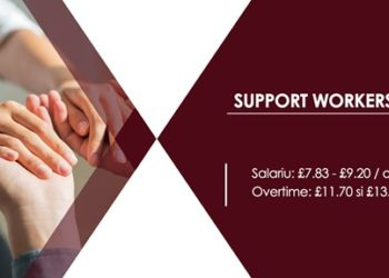 Recrutam Support Workers, UK | Southampton, Fareham, New Forest |