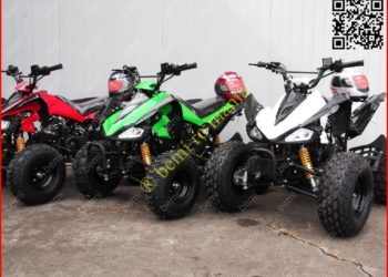 ATV Yamaha Raptor Replica 125 Automatic 2018