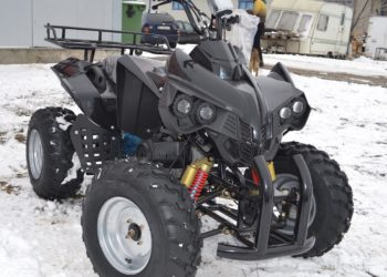 ATV AKP Warrior 150cc Sport Edition RS10