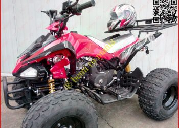 ATV Yamaha Raptor Replica 125 Auto