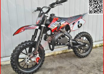 MIDI MOTO Cross 50cc POKET automatic copii