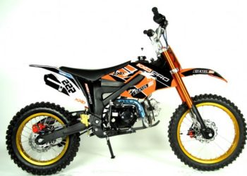 Moto Cross BEMI GT-K 125 Pro J17 KaPipe Model 2019