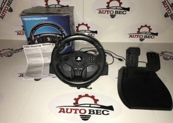 Volan si pedale Thrustmaster T80 pentru consola PS4 / PS3