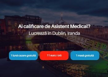 Job Asistent Medical in Irlanda