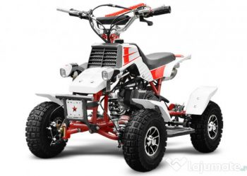 ATV KXD City Quad 49cc Casca Bonus