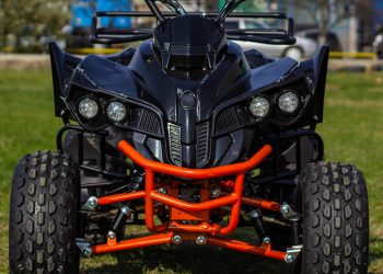 Atv Yamaha Warrior Phantom/125cmc/Sport-Quad
