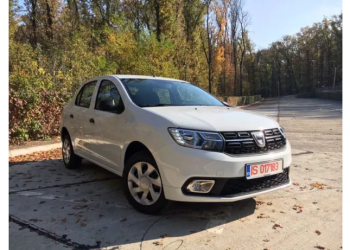 For rent new car Dacia Logan,Iasi