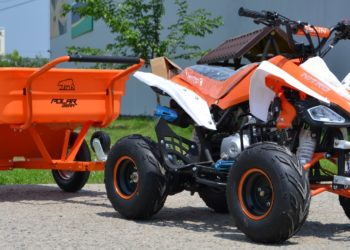 ATV Nitro Raptor 125cc Import Germania